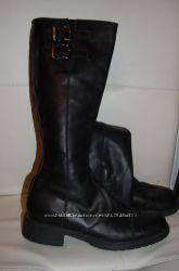 Итальянские деми ботинки 38 размер КОЖА