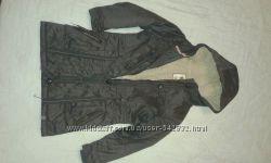 Куртка-парка р. 116 Quadri Foglio