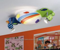Люстры и светильники для детской комнаты, большой выбор