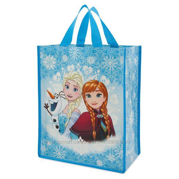Frozen Дисней многоразовая сумка