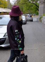 Куртка-пальто из неопрена