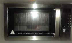 Компактна мікрохвильова піч-гріль KLARSTEIN1800 ВТ 20Л. Німеччина