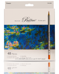 Новинка карандаши цветные Марко Raffine 48 цв