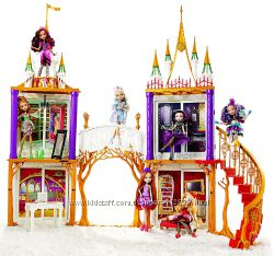 Ever After High 2-in-1 Castle Playset Замок Эвер Афте Хай 2 в 1
