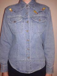 Джинсовая рубашка Disney для девочки