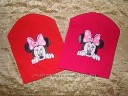 Детская шапочка для мальчиков и девочек демисезонная