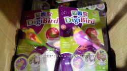 Птички Digi Birds 794  на батарейках, музыкальные