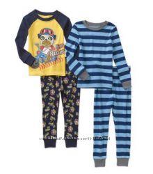 Фирменные пижамы для мальчика. Набор 2 шт.