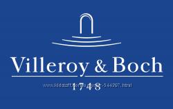 Акция VILLEROY & BOCH  керамика, ванны, смесители.