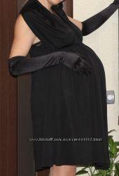 шикарное платье stefanel ткань масло