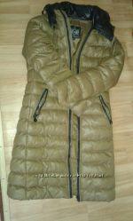 Модное стеганое пальто ЗИМА