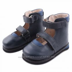 Антиварусные туфли ортопедические для лечения варусных стоп, 302
