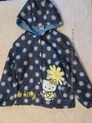 Курточка ADAMS-весна --116 см и куртка- ветровка TU 4-5л. -104-110 см