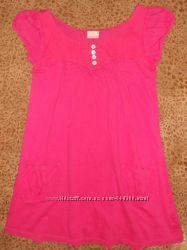 Хорошенькое розовое  платьеце