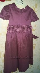 Платье нарядное Турция р. 110-116