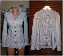 Модная рубашка в полоску Tally Weijl, р. xs