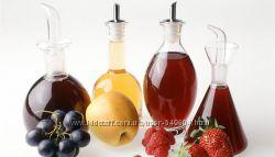 Фруктовые домашние ферментированные уксусы  на меду из целебными  свойствам