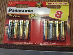 Батарейка Panasonic PRO POWER AA BLI 8 ALKALINE