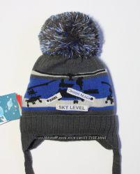 Утеплені шапки Barbaras для хлопчиків