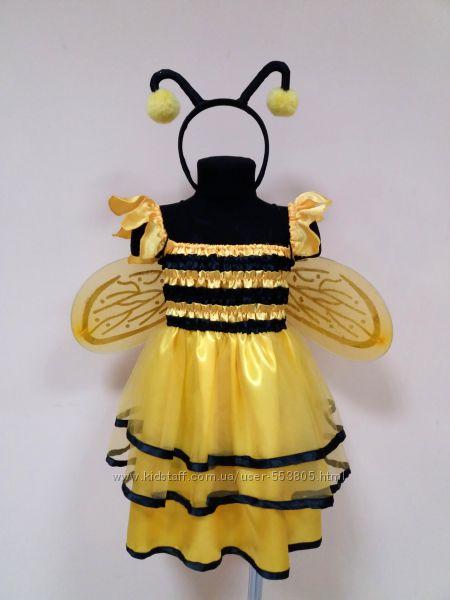 Прокат продажа карнавальный костюм Пчелка, пчелы 3-4 года