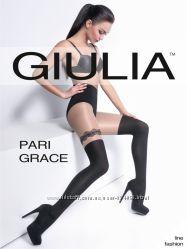 Женские колготки с имитацией - Чулки с подвязкой Pari Grace