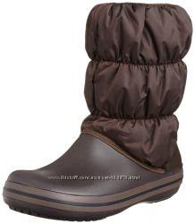 Сапоги Crocs Winter Puff Boot Wom Snow Boot раз. 34-34, 5