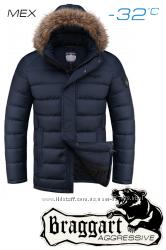 Мужские зимние куртки Вraggart размеры 50- 54 новые модели