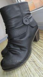 Ножки в тепле с Rieker 36р-23, 5см Идеальные