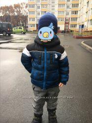 Курточка евро зима димесезонная U. S. Polo Assn 24мес92
