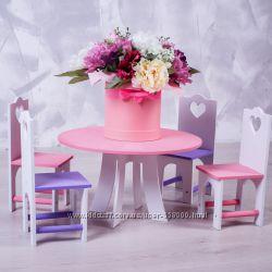 Комплект мебели для куклы типа Baby Born
