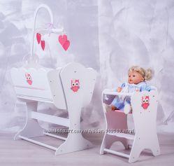 Кукольная мебель Совушки