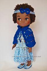 Кукольный наряд для Дисней Аниматорс