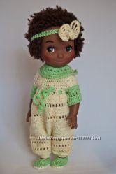Кукольная одежда. Комбинезон и аксессуары для Дисней Аниматор