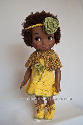 Кукольная одежда. Костюм для Дисней Аниматорс