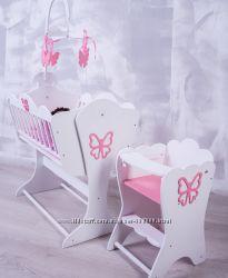 Кукольная мебель для Беби Борн Бабочки
