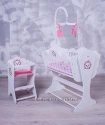 Кукольная мебель Кошечка Мари