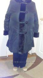 Зимнее пальто-пуховик , очень теплое и очень легкое по супер цене