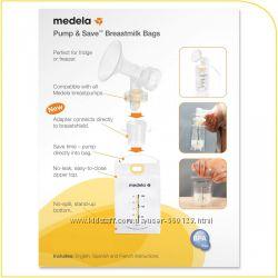 Пакеты для хранения и замораживания грудного молока Medela