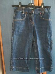 джинсовые капри Benetton & Barbi