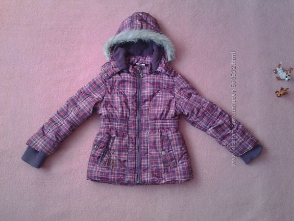 Куртка осенняя Topolino на девочку 6-7 лет.