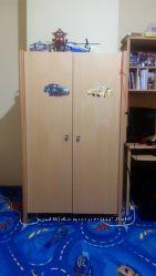 Детский шкаф бу в очень хорошем состоянии
