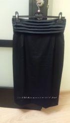 Юбка, черного цвета, оригинал Dolce and Gabbana