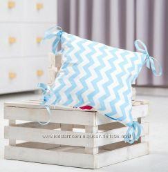 Подушка бортик защита в кровать