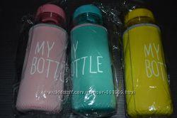 Бутылки My Bottle 500мл пластик