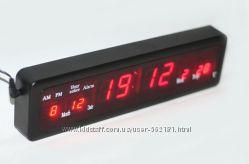 Электронные часы digital clock Caixing CX 808