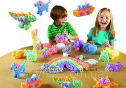Игровой набор шариковый пластилин Playfoam 8 цветов оригинал США 197724