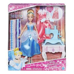 Кукла Золушка с аксессуарами Disney Princess Cinderella&acutes Stamp ´