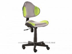 Крісло комп&acuteютерне Signal Q-G2 кольори сірого