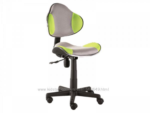 Крісло компютерне Signal Q-G2 кольори сірого