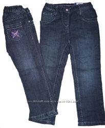 Распродажа новые Утепленные джинсы немецкого бренда Lupilu